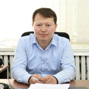 Суеркулов Эркин Сулейманович